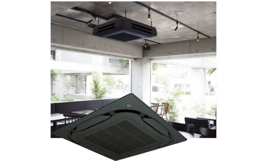 天井埋込カセット S-ラウンドフロー